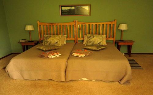 BERGSIG slaapkamer